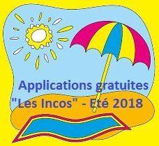 Applications gratuites -Les Incos-