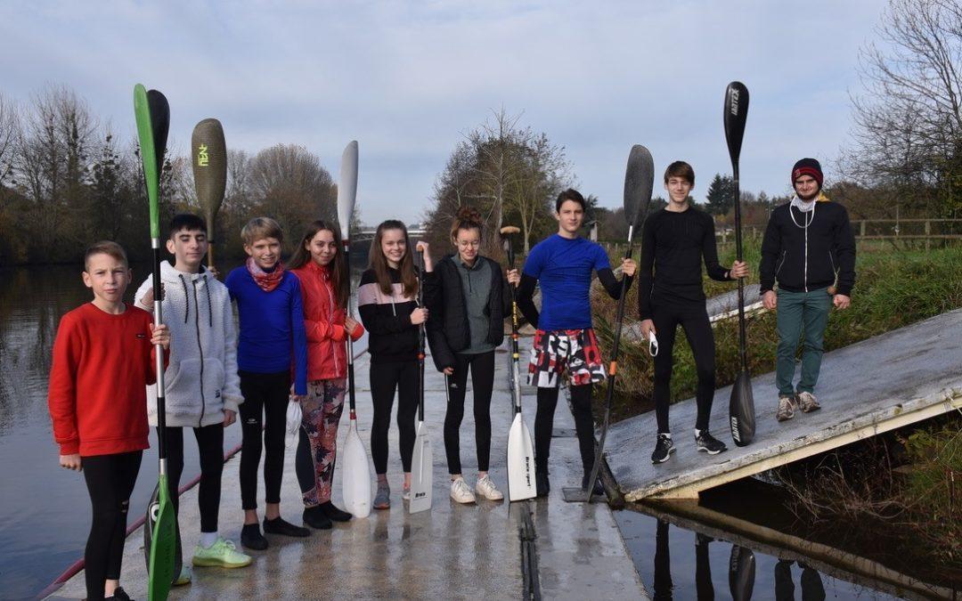 NOUVEAUTÉ : Ouverture de la section Canoë-kayak, inscription possible pour les futurs élèves de 6ème, 5ème et 4ème