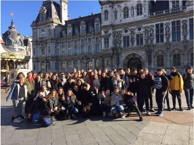 Voyage culturel à Paris en Février