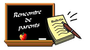 Annulation des rencontres Parents / Enseignants 2ème trimestre